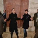Astăzi la Alba Iulia în organizarea Instituţiei Prefectului a fost sărbătorită Mica Unire de la 1859
