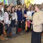 """Mica Unire, sărbătorită de elevii Şcolii Gimnaziale """"Mihai Eminescu"""" din Alba Iulia"""
