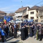 Împlinirea a 229 de ani de la Martiriul lui Horea, Cloşca şi Crişan comemorată astăzi la Alba Iulia