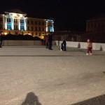 Patinoarul din Piaţa Cetăţii din Alba Iulia se închide luni