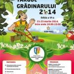 O gamă largă de articole pentru grădinărit va fi expusă între 21și 23 martie la Târgul Grădinarului de la Alba Mall