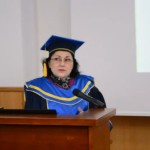 """Ecaterina Andronescu a primit titlul de Doctor Honoris Causa al Universităţii """"1 Decembrie 1918″ Alba Iulia"""