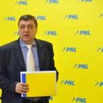 Liderul PNL Alba, Teodor Atanasiu răspunde acuzelor lansate de Crin Antonescu