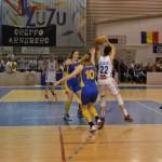 În cea de-a doua semifinală a Final Four-ului CEWL: CSU Alba Iulia – Flying Foxes Viena 81-59