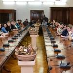 """36 de studenţi străini vor studia la Universitatea """"1 Decembrie 1918"""" din Alba Iulia prin Programul Erasmus"""