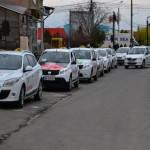Amenzi de peste 1.600 de lei după o acţiune de control a taximetriştilor din Alba Iulia