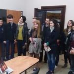 Consiliul Județean Alba vizitat de elevi ai Colegiului HCC în cadrul săptămânii Școala Altfel