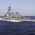 Marina SUA trimite un al doilea distrugător în Marea Neagră pentru a susţine Ucraina