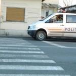 O minoră de 11 ani accidentată pe o trecere de pietoni de pe Calea Moţilor din Alba Iulia