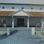 """Vechiul """"Palat al Copiilor"""" din Alba Iulia va fi transformat într-un muzeu de istorie în aer liber"""