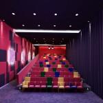 În această săptămână se fac probele de proiecție la Cinematograful 3D construit în incinta Alba Mall