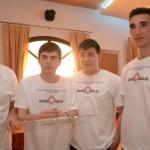 """Câştigătorii din acest an ai concursului de istorie """"Alba Iulia, Cealaltă Capitală"""" sunt elevii Seminariului Teologic Ortodox """"Simion Ştefan"""""""