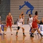 În primul meci din play-off: CSU Alba Iulia – CSM Satu Mare 81-55
