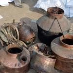 Poliția a efectuat mai multe percheziții în Alba Iulia la suspecți de evaziune fiscală din vânzarea de fier vechi
