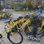Administratorii bicicletelor I'Velo se pot declara mulţumiţi după prima săptămână de business la Alba Iulia