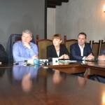 """Monica Macovei la Alba Iulia: """"PDL ar trebui votat la europarlamentare pentru că eurodeputații săi au muncit cel mai mult"""""""