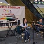 Vineri la Alba Mall va avea loc un spectacol susținut de tinerii de la Palatul Copiilor din Alba Iulia