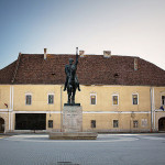 Uniunea Arhitecților din România va intra oficial în posesia unui spațiu din Palatul Principilor