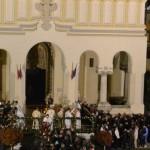Mii de credincioşi au participat la Slujba de Înviere ținută la Catedrala Reîntregirii din Alba Iulia