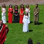 Mâine începe la Alba Iulia, în Cetatea Alba Carolina, cea de-a III-a ediție a Festivalului Roman Apulum. Vezi programul
