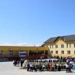 A fost inaugurat noul corp de clădire al Aşezământului Social din Bărăbanţ