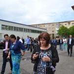 """La Colegiul Tehnic """"Alexandru Domşa"""" din Alba Iulia are loc astăzi Târgul ofertelor educaţionale în învăţământul profesional"""
