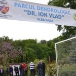 Parcul Dendrologic din Alba Iulia va avea și în această luna intrarea liberă