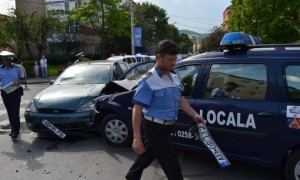 accident-politia-locala-alba-iulia