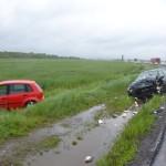 """Un bărbat a fost rănit în urma unei coliziuni între două autovehicule petrecută pe DN1, în zona """"Trei poduri"""""""