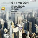 """Între 9 și 11 Mai în spațiile RYMA din Cetatea Alba Iulia se va desfășura cea de a VII-a ediție a Festivalului Internațional de Film """"Tres Courts"""""""