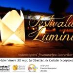 """Cercetașii din Alba Iulia vă invită vineri la """"Festivalul Luminii"""""""
