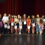 Momente emoţionante la premierea absolvenților Colegiului Economic din Alba Iulia