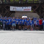 Peste 300 de persoane au luat startul la Crosul Europei desfășurat astăzi la Alba Iulia