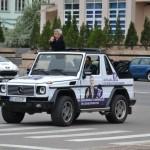 """Dan Diaconescu către alegători la Alba Iulia: """"Luăm moşia de la Nana şi v-o dăm vouă"""""""