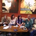 Diana Dava Barb, trupa 3 O'CLOCK și Mircea Tiberian vor concerta în deschiderea ediției din acest an a Alba Jazz