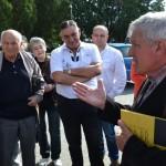 """Mircea Diaconu, la Alba Iulia: """"Rămân acelaşi, spun adevărul despre România"""""""