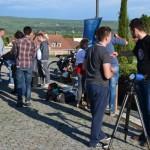Mâine, 14 mai 2016:  Sesiune de observații astronomice gratuite organizată pe esplanada Obeliscului, din Alba Iulia