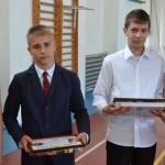 """4 șefi de promoție cu media 10 la Școala Generală """"Vasile Goldiș"""" din Alba Iulia"""