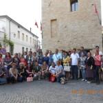 """Prin Poiectul Comenius șapte cadre didactice de la Şcoala Gimnazială """"Ion Agârbiceanu"""" din Alba Iulia au vizitat Italia"""