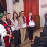"""Locul I la Concursul Național """"Cultură și civilizație în România"""" pentru Colegiul Militar """"Mihai Viteazul"""" din Alba Iulia"""