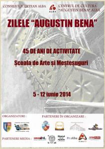 Zilele-Augustin-Bena