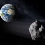 """Un asteroid supranumit """"Bestia"""" va trece mâine pe lângă Terra"""