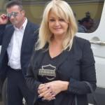 Bonnie Tyler a susținut o conferință de presă la Alba Iulia. Vezi ce a spus cântăreața