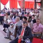 """Personalităţi aniversate, lansări de carte, expoziţie şi recital de folk în cadrul Cafenelei culturale """"La Taifas în plină vară"""" de la Alba Iulia"""