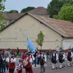 Ceremonialul întemeierii municipiului și salve asurzitoare de tun în deschiderea Sărbătorii Muzicii de la Alba Iulia