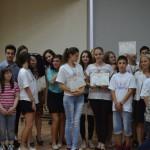 """Colegiul """"HCC"""" din Alba Iulia a obținut locul al II-lea la un concurs național de consiliere școlară"""