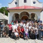 Pelerinaj la mănăstiri din Cluj pentru persoane cu handicap din Alba Iulia
