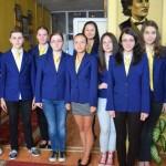 """Nu mai puțin de 11 elevi sunt șefi de promoție cu media generală 10 la Școala """"Mihai Eminescu"""" din Alba Iulia"""