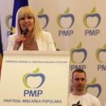Elena Udrea este noul președinte al PMP. Cristian Diaconescu va fi candidatul partidului la alegerile prezidențiale
