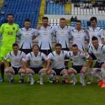 Unirea de ieri vs juniorii de azi, meci organizat de Gicu Grozav la Alba Iulia